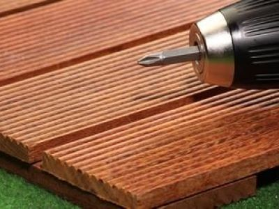 Les terrasses en bois ipé