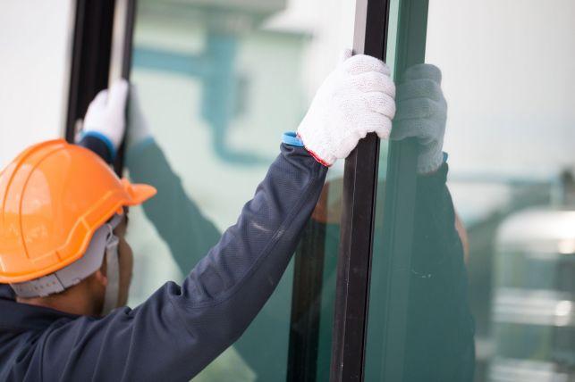 Poser une fenêtre dans un mur porteur