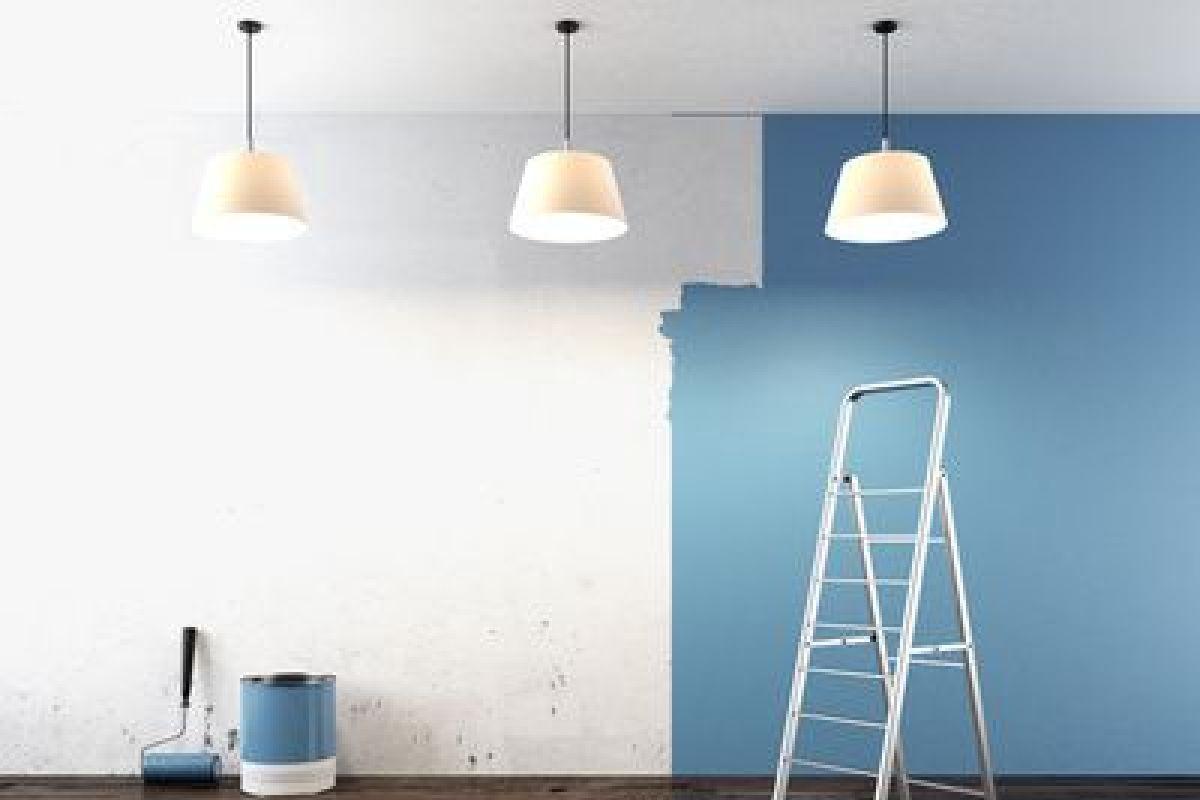 Lessiver Un Mur Avant Peinture préparation du mur avant application de la peinture