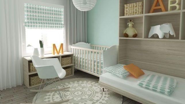 Préparer une chambre pour un futur bébé