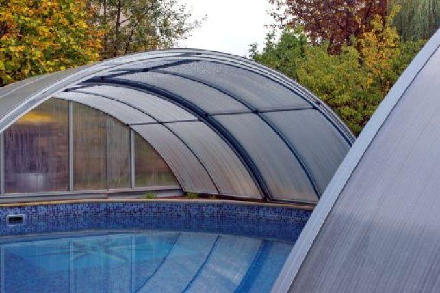 Prix d'un abri de piscine coulissant