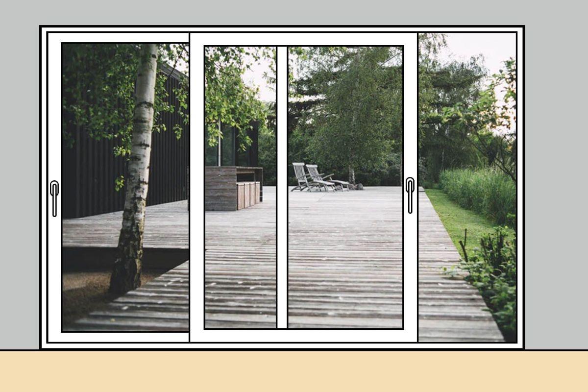Prix Changement Fenetre Maison prix d'une porte fenêtre - tarifs 2020