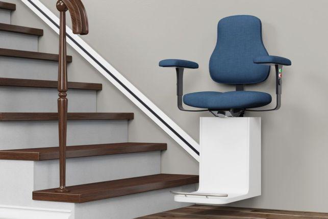 Prix pour l'installation d'un fauteuil monte-escalier