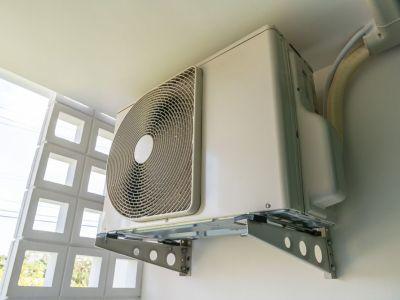 Protection ou abri pour pompe à chaleur