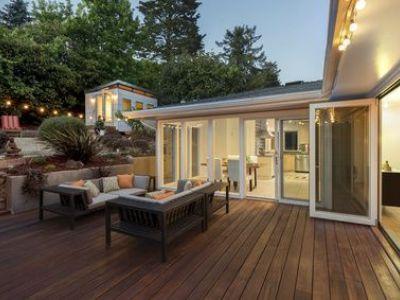 Protéger une terrasse en bois contre les UV