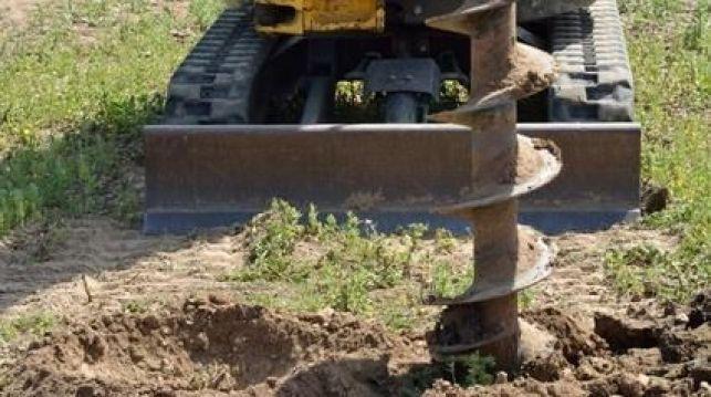 Puits canadien : les travaux de terrassement et de creusage