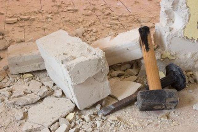 Que faire des déchets après des travaux de rénovation d'une maison ?