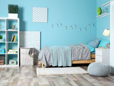 Quel revêtement de sol pour la chambre d'un enfant ?