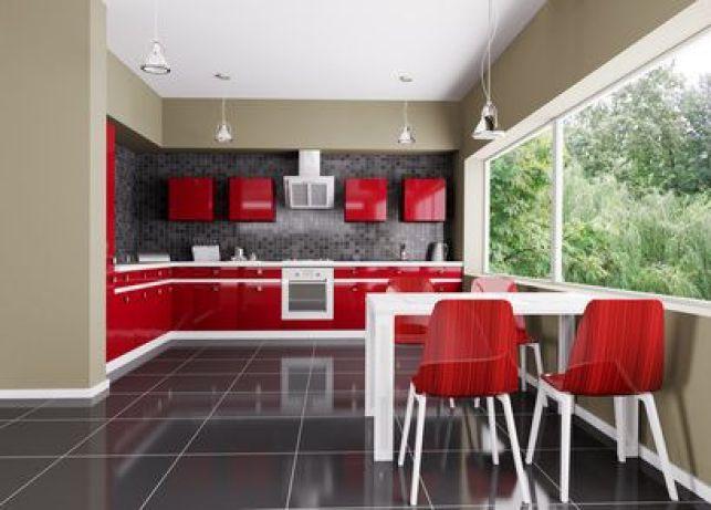 Quel revêtement de sol pour une cuisine ?