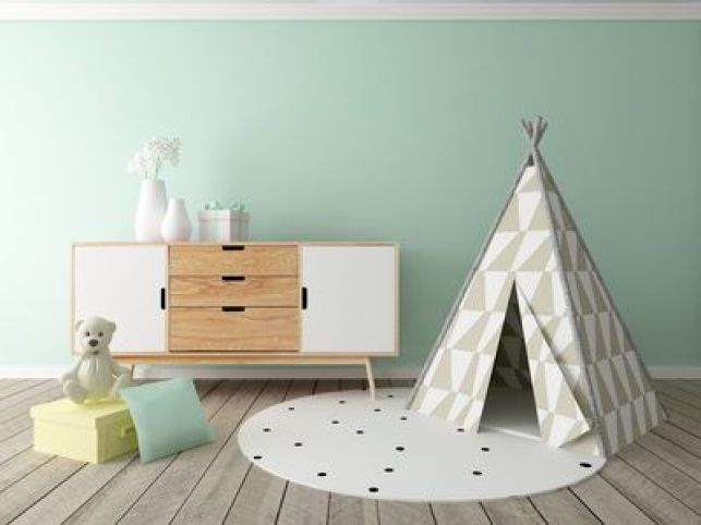 Quelles couleurs choisir pour une chambre d'enfant ?