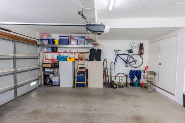 Quels types de rangements dans un garage ?