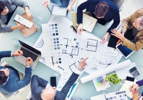 Qui peut dessiner les plans d'une maison ?