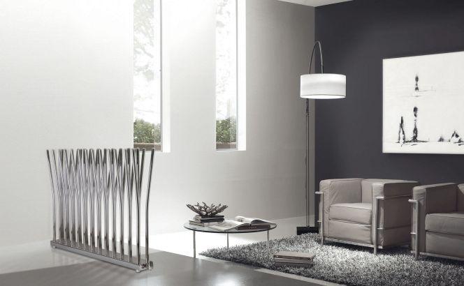 Ce charmant radiateur très design saura mettre en valeur votre pièce à vivre.© Deltacalor