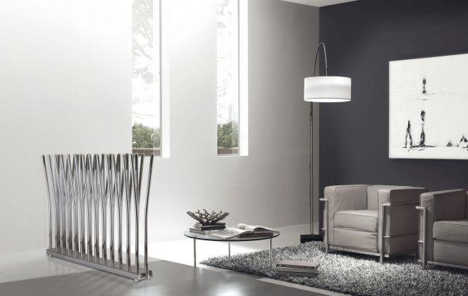 Ce charmant radiateur très design saura mettre en valeur votre pièce à vivre. © Deltacalor