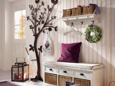 Rangements et meubles pour l'entrée d'une maison