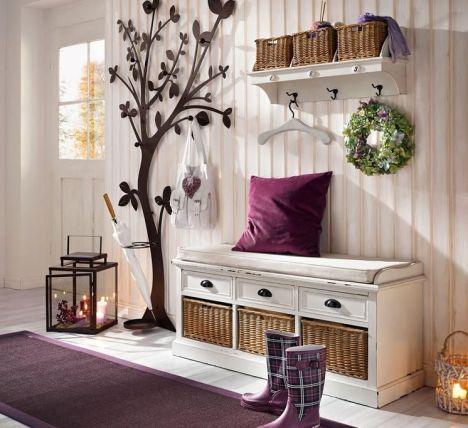 rangements et meubles pour l entr e d une maison. Black Bedroom Furniture Sets. Home Design Ideas