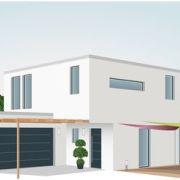 Réalisation des plans de construction d'une maison