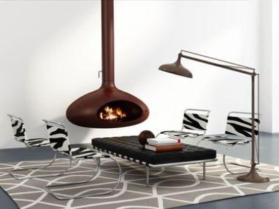 Réglementation en matière d'utilisation d'une cheminée à foyer ouvert