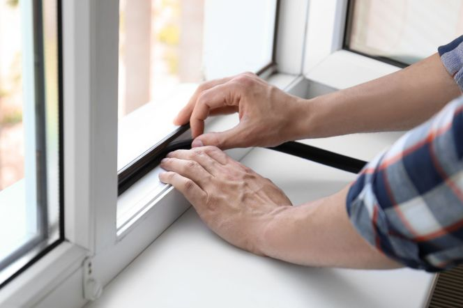 Rejingot de fenêtre