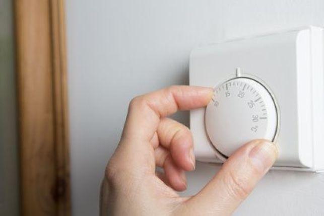Remplacer tout le système de chauffage d'une maison