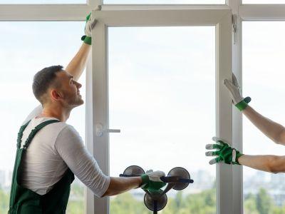 Remplacer une vitre cassée