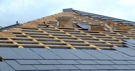 Rénovation d'un toit