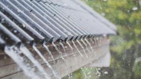Rénovation d'une toiture qui fuit