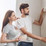 Rénover des murs en papier peint