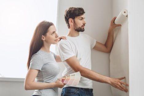 Renover Des Murs En Papier Peint Comment S Y Prendre
