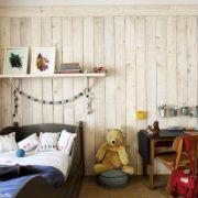 Rénover et moderniser un mur en lambris