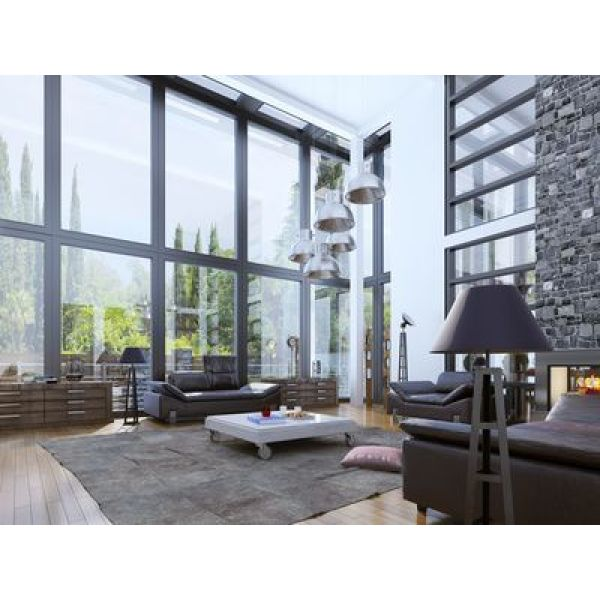 r nover un ancien entrep t. Black Bedroom Furniture Sets. Home Design Ideas