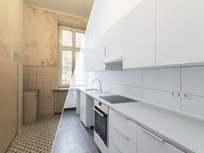 Rénover une ancienne cuisine en formica