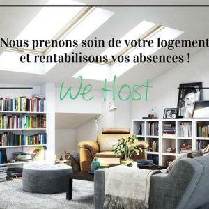 Rentabilisez votre logement grâce à WeHost