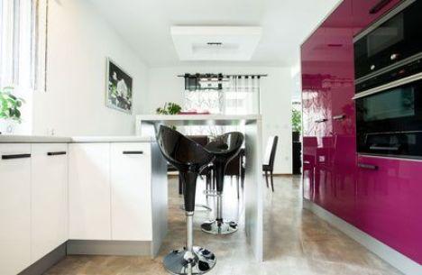 Repeindre les meubles d une cuisine - Repeindre ses meubles de cuisine en bois ...