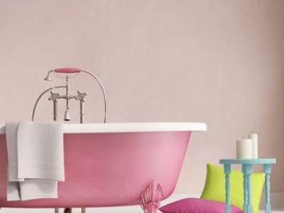 Repeindre une baignoire
