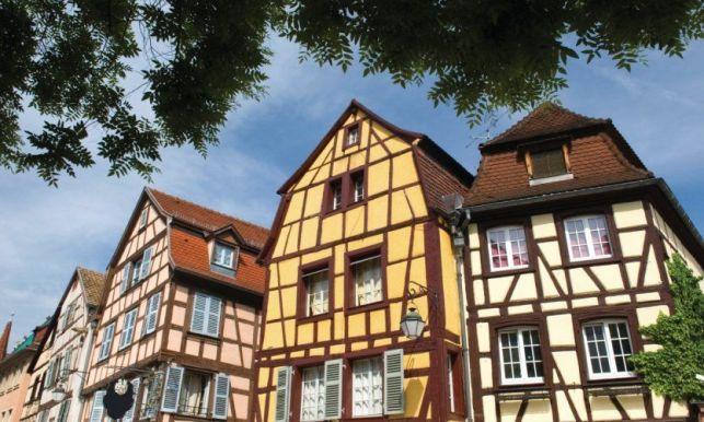 Restaurer un mur à colombages - Les maisons alsaciennes