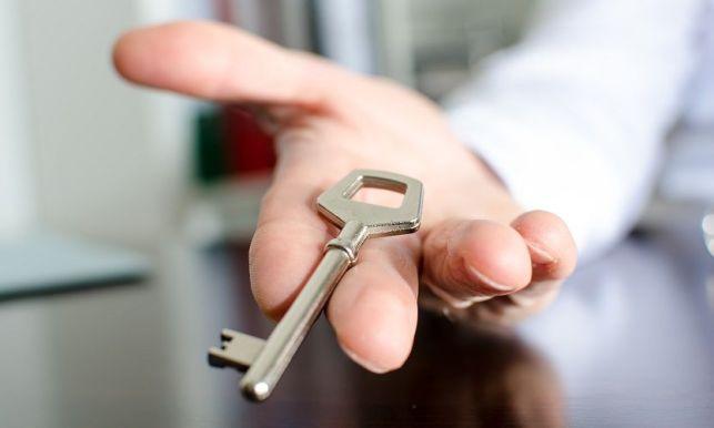 Restitution des clés en location