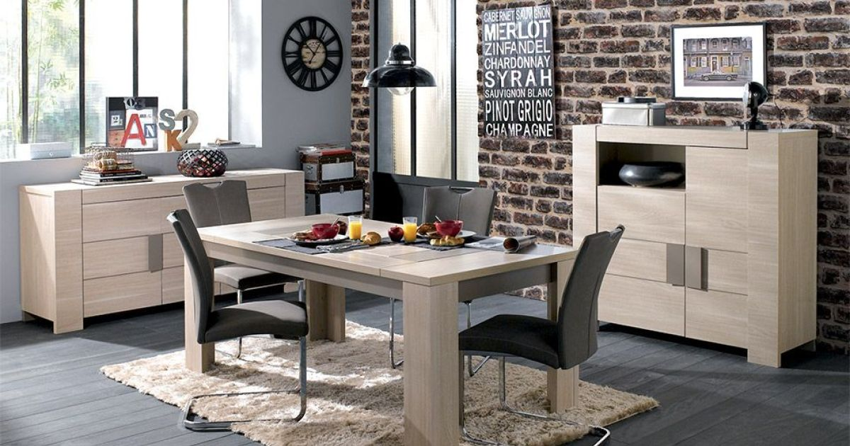 best meuble de salle a manger moderne conforama ideas - design ... - Table Salle A Manger Design Conforama