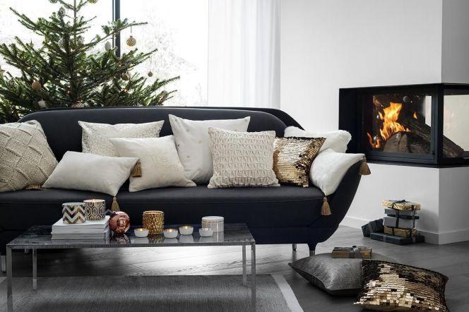 Salon de Noël par H&M Home© H&M Home