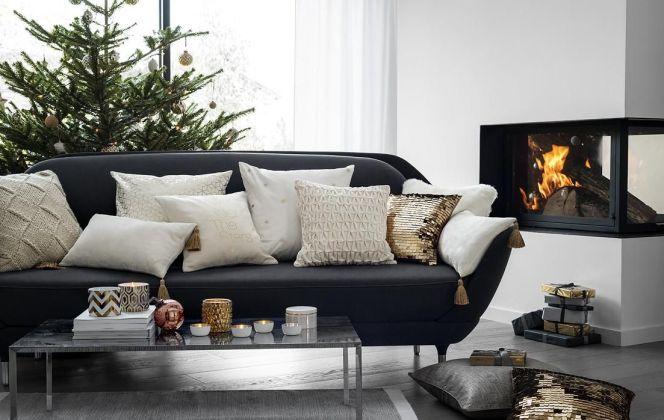 Salon de Noël par H&M Home © H&M Home