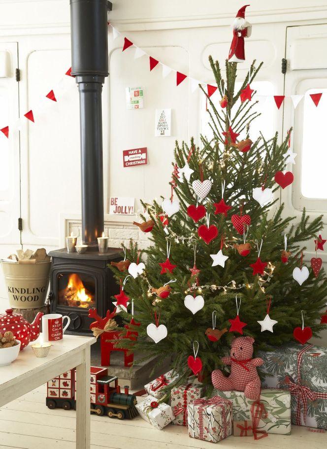 No l les plus belles id es d co pour votre maison - Les plus belle decoration de noel ...