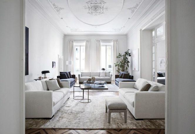 notre s lection de salons haut de gamme ce magnifique. Black Bedroom Furniture Sets. Home Design Ideas