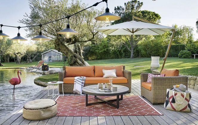 Salons de jardin & terrasses : notre sélection© Maisons du monde