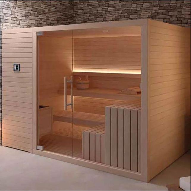 Le sauna signé Jacuzzi, design et personnalisable