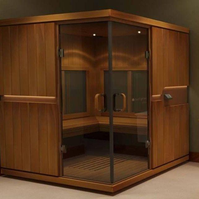 Le sauna infrarouge économique et performant