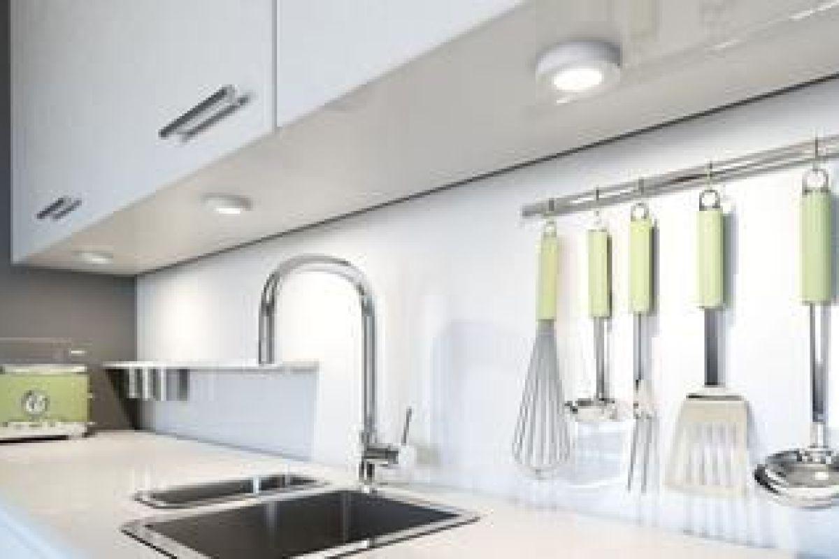 Eclairage Sous Meuble Cuisine Sans Interrupteur spot de cuisine : un éclairage convivial