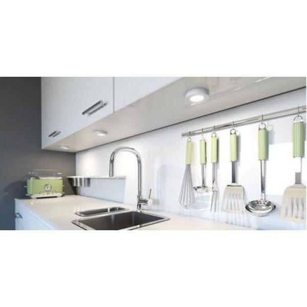 Spot de cuisine un clairage convivial - Eclairage pour cuisine moderne ...