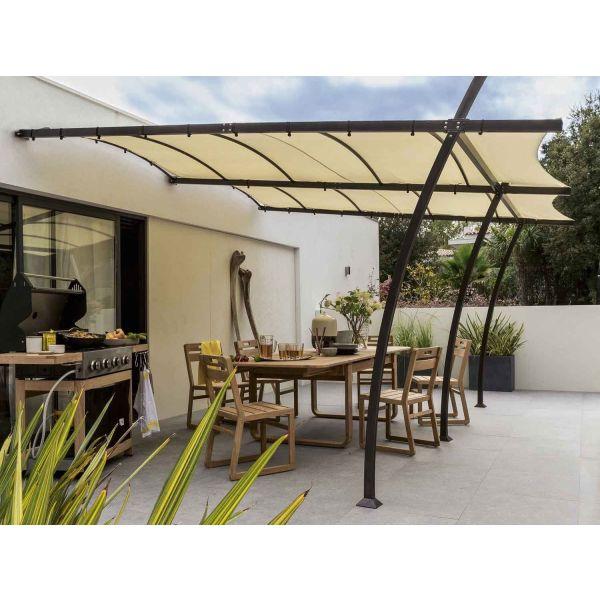 stores pour pergola mod les fonctionnement pose. Black Bedroom Furniture Sets. Home Design Ideas