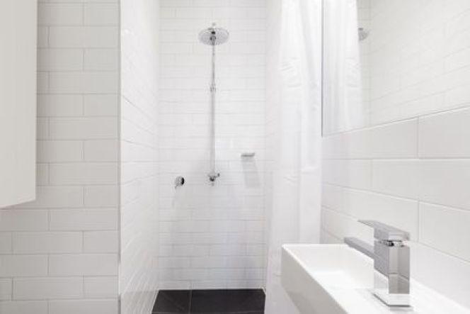 Tendance déco: les carreaux de métro pour la salle de bains