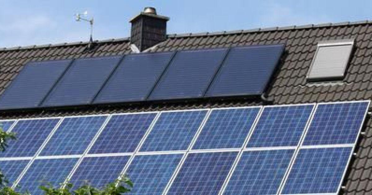 Les panneaux solaires thermiques comment a marche - Comment installer des panneaux solaires ...